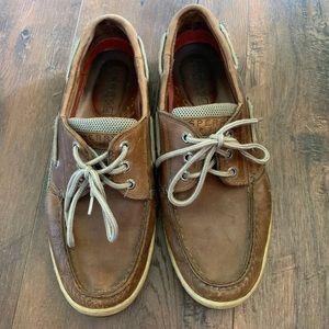 Sperry Top Sider men's boat shoes